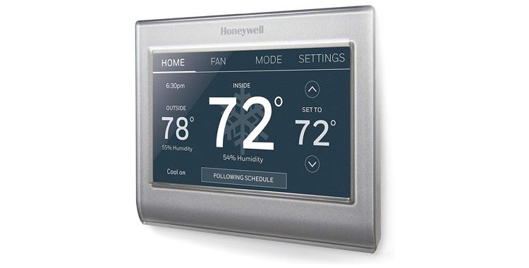 Honeywell Smart Color Thermostat
