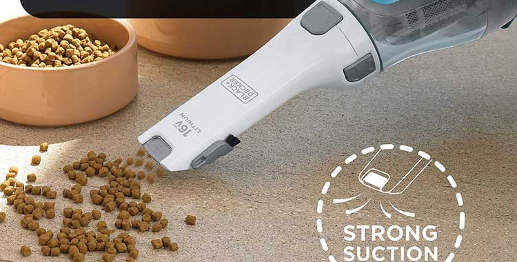 Black-Decker Dustbuster Handheld Vacuum