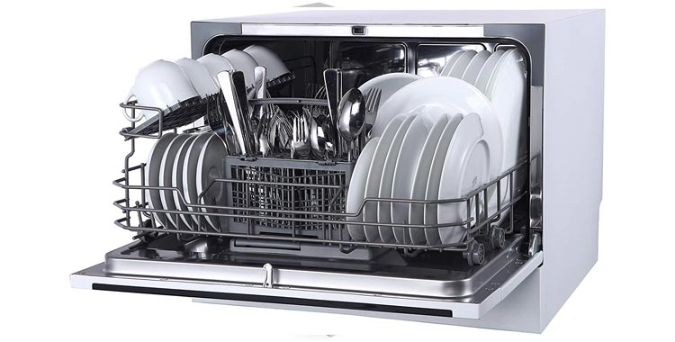 SoloRock Countertop Dishwasher