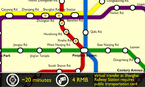 Routeplanner screenshot