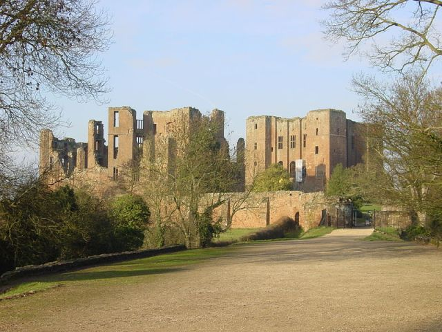 Kenilworth Castle in Coventry | Photo Source: Wikipedia