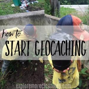 How To Start Geocaching!
