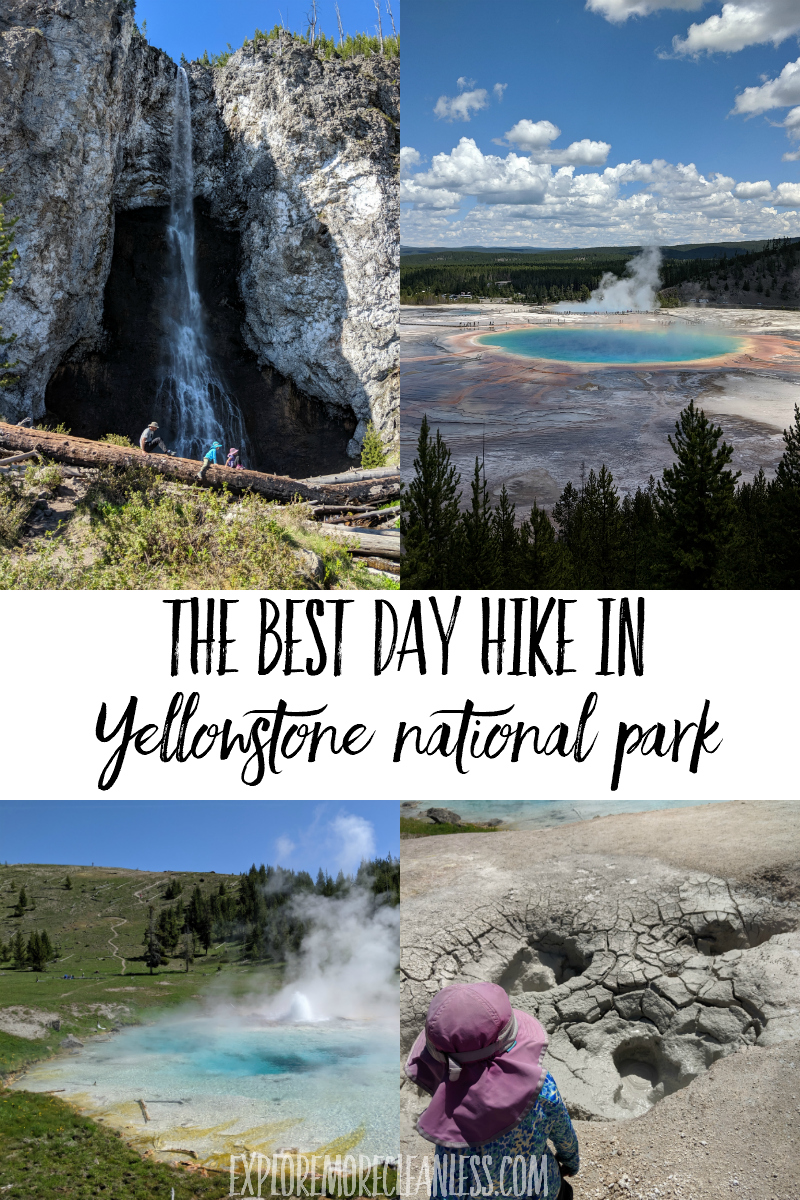best day hike in yellowstone national park kids