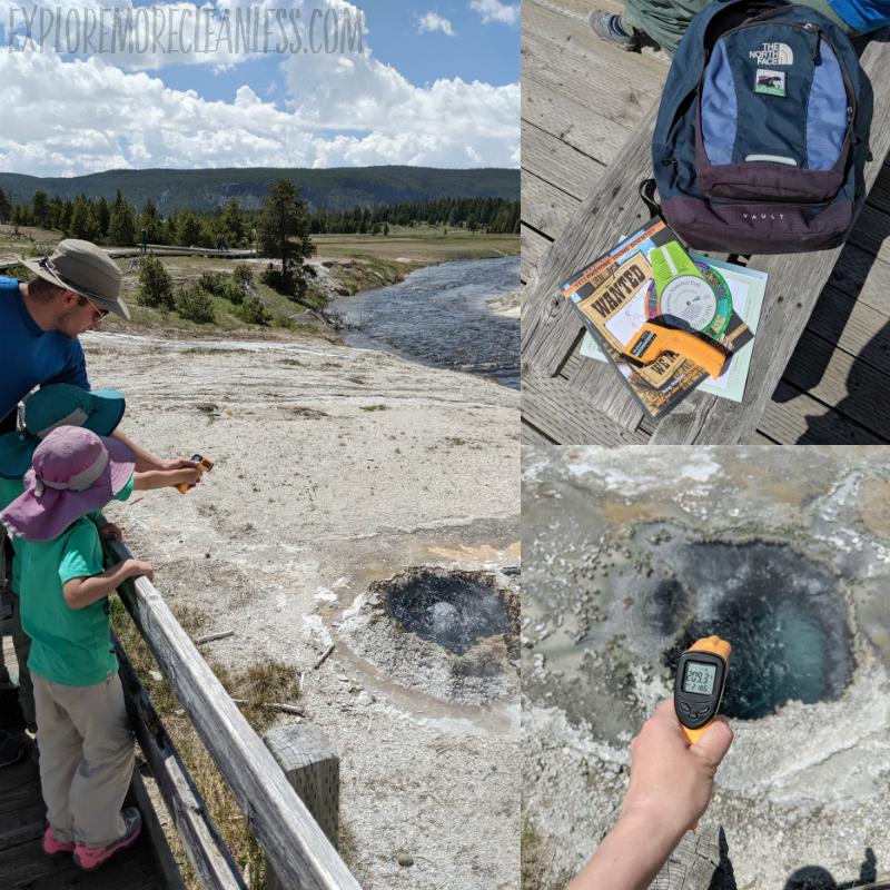 junior scientist program yellowstone