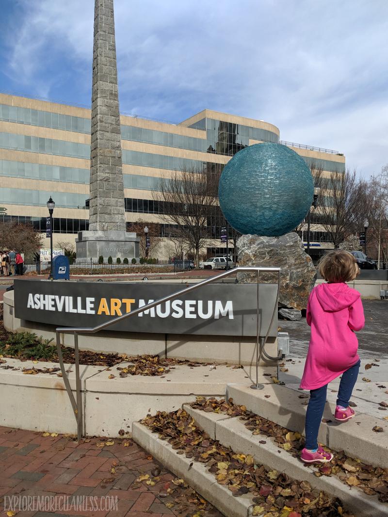 asheville art museum nc