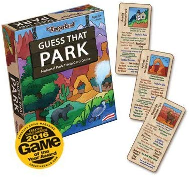 guess that national park game