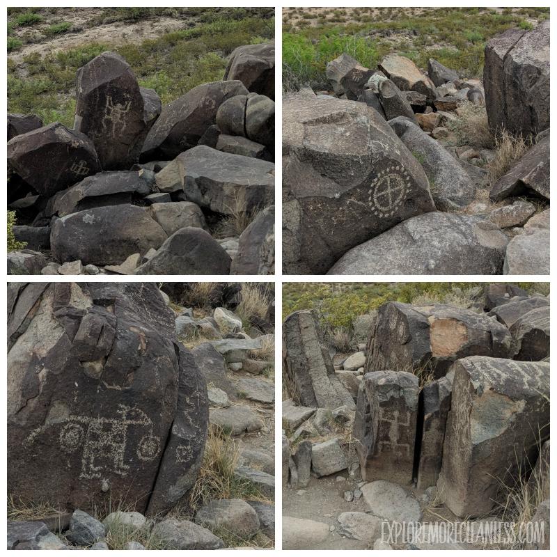 3 River Petroglyph Site