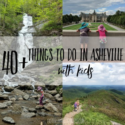 40+ things to do in Asheville with kids – tips from a local!