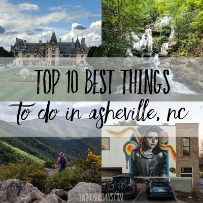 Top 10 BEST things to do in Asheville NC – tips from a local!