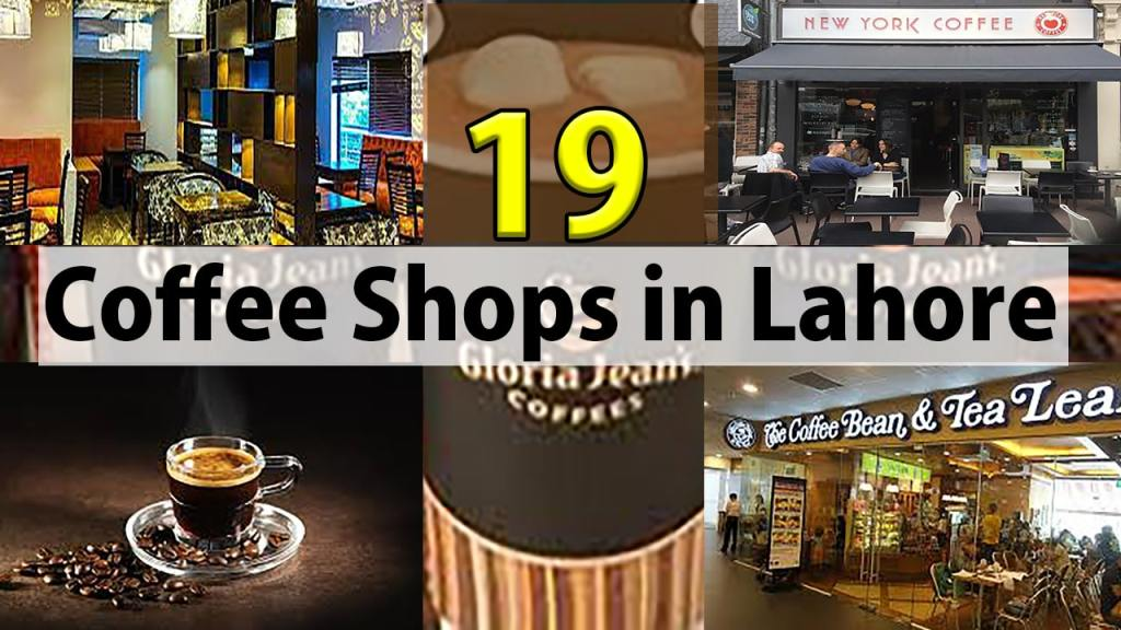Most Visited Coffee shops in Lahore