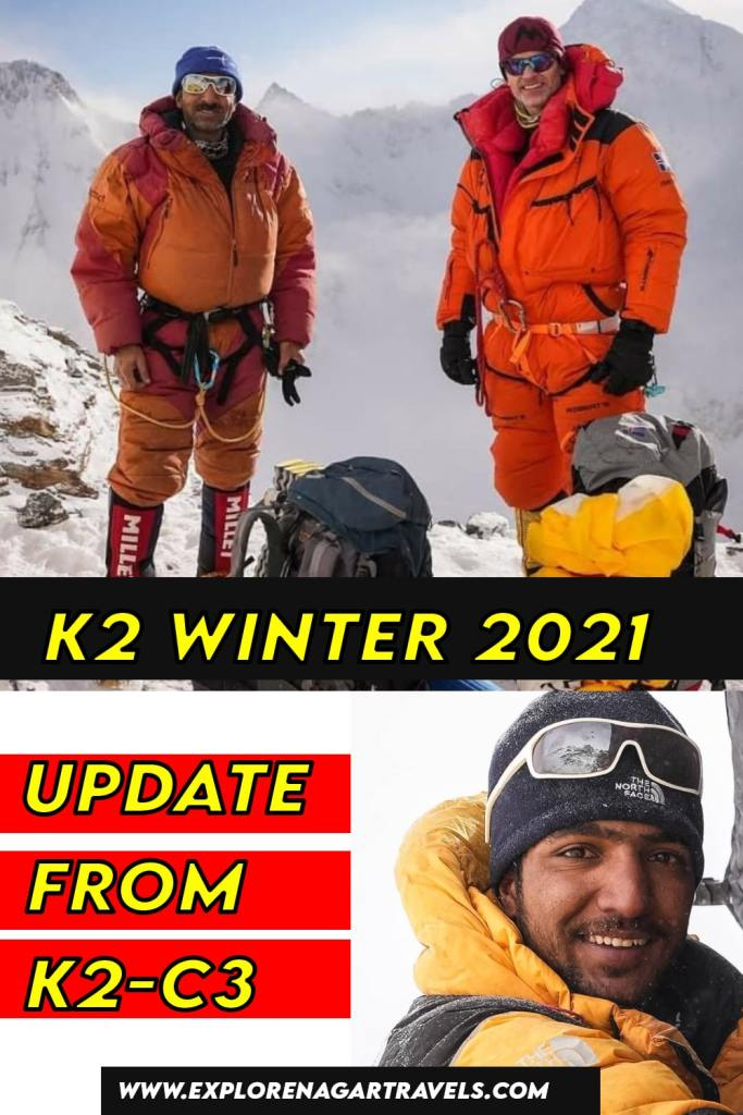 Muhammad Ali Sadpara and his team soon summit k2 in winter after Nepali Climbers in 2021