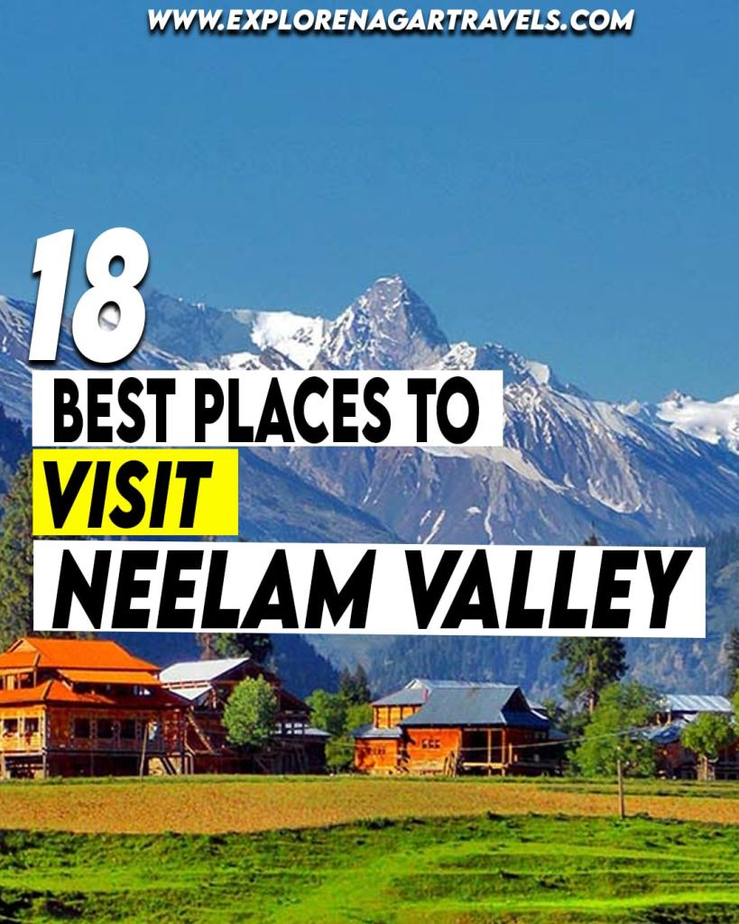 18 Best Places to visit in Neelam valley Azad Kashmir Pinterest