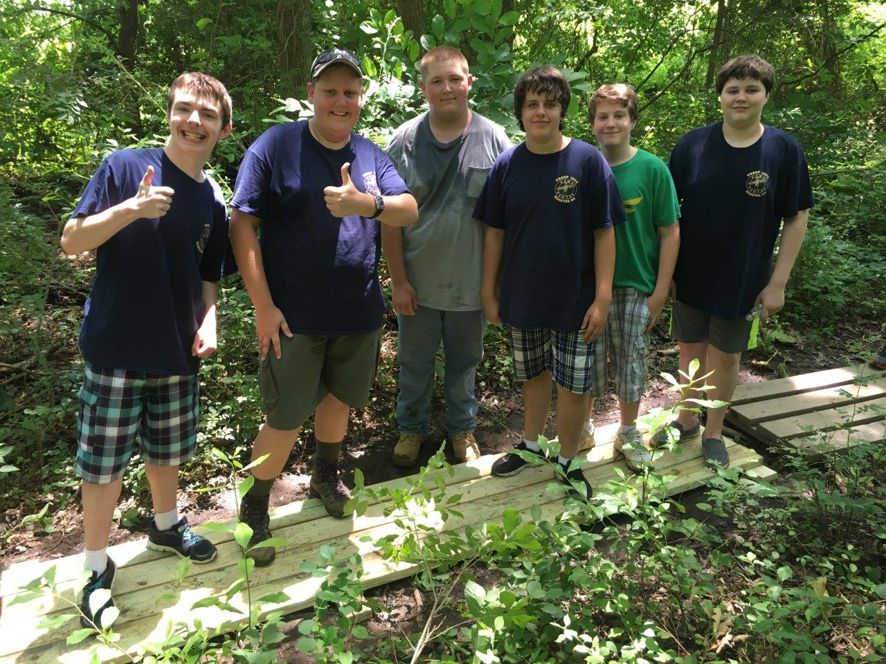 Download Eagle Scout Project Handbook Free