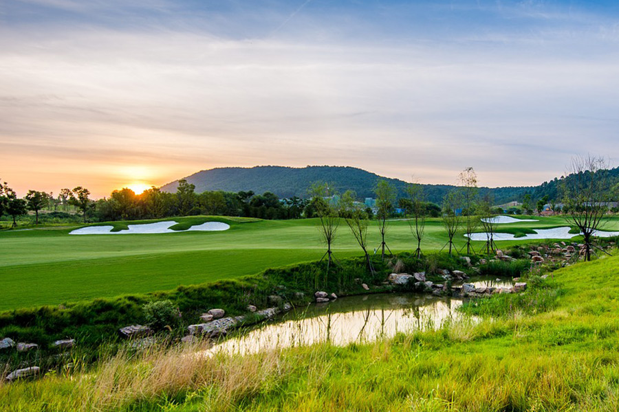 Golf Courses in Parys, Free State