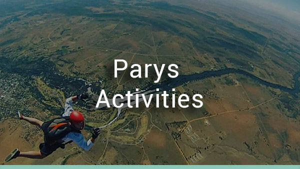 Parys, Free State Activites