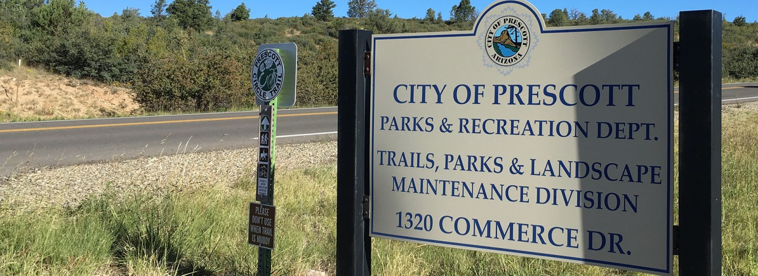 Hiking in Prescott, Mountain Biking, Trail Running, in Prescott AZ Near the Circle Trail
