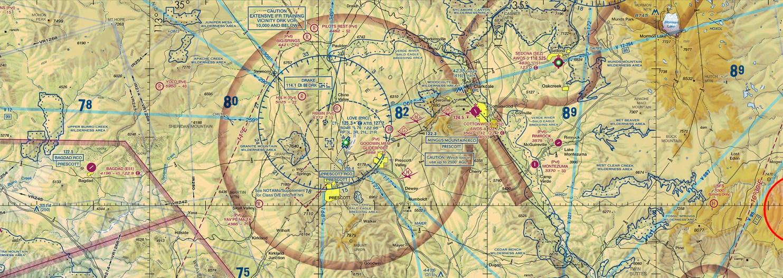 Legal drone photography Prescott Arizona safe flight planning