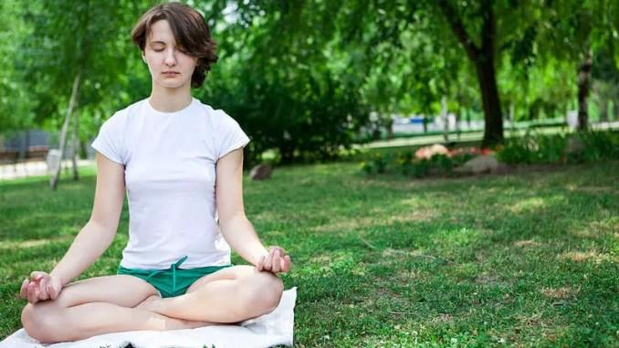 Psychological benefits of meditation