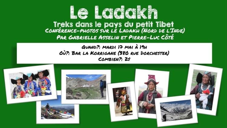 Affiche Ladakh