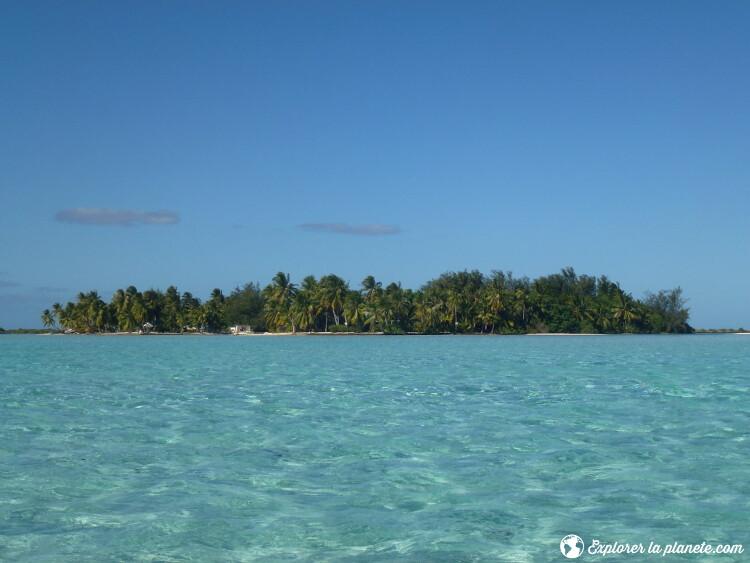 iles visiter polynesie francaise motu bora bora