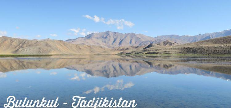 Bulunkul, une oasis dans le Pamir du Tadjikistan