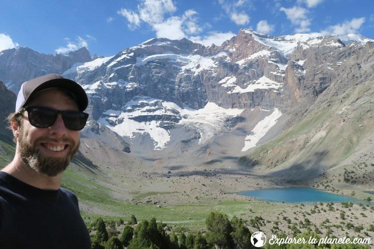 Montagnes Fans trek Tadjikistan