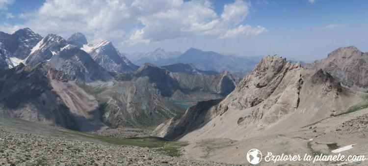 Montagnes Fans Tadjikistan