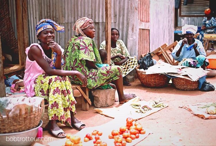 Marché au Burkina faso destinations en dehors des sentiers battus