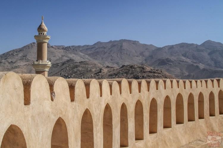Nizwa fort à Oman destinations en dehors des sentiers battus