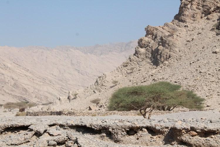 Montagnes aux Émirats arabes unis destinations en dehors des sentiers battus