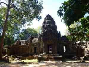 Ta Som Angkor archaeological park