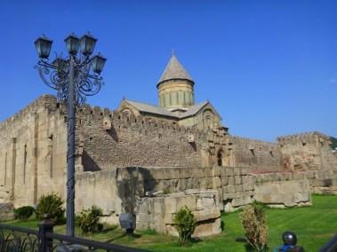 Svetitskhoveli Cathedral Georgia