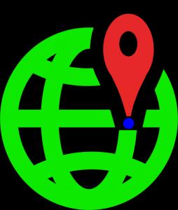 ExplorerLink Globe logo 512x604 Blk