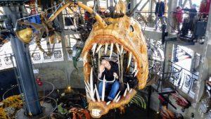 Carrousel des Mondes Marins Nantes France