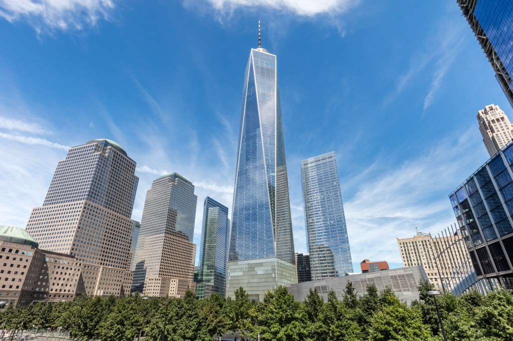 world trade center nyc