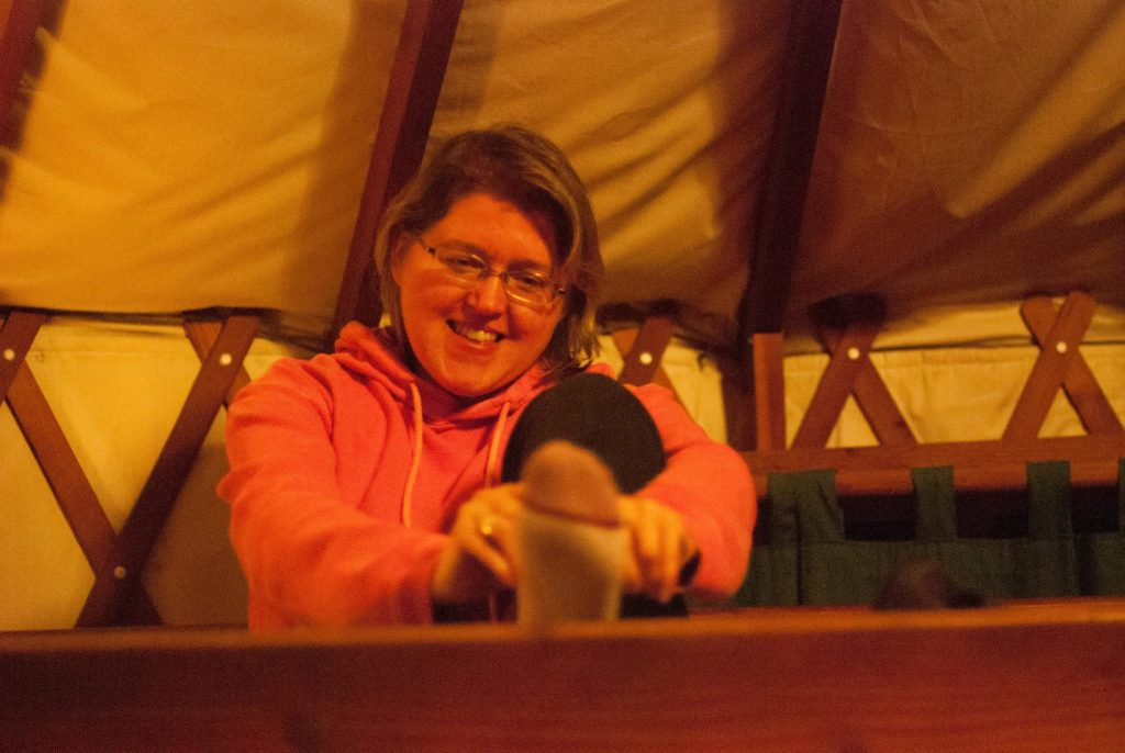 Nehalem Bay Yurt