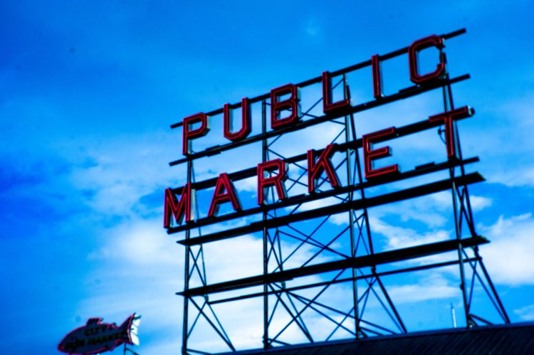 Shop Local at Pike Place Market