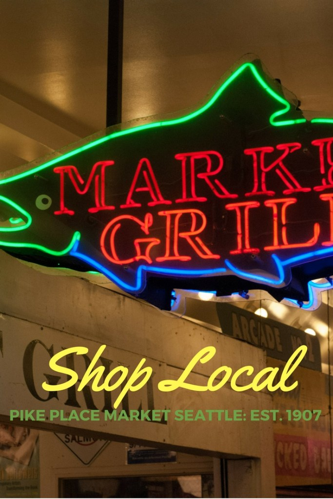 Pike Place Market Grill, Seattle