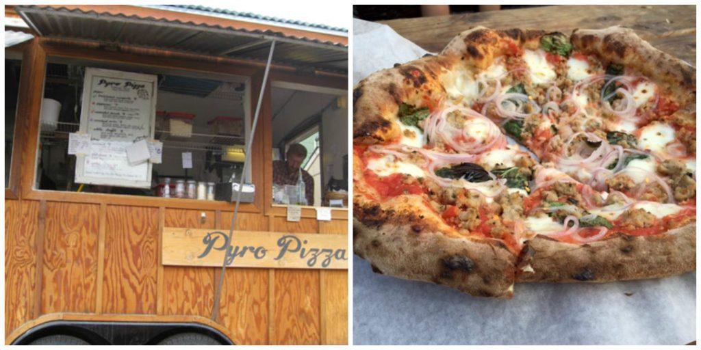 Pyro Pizza Portland