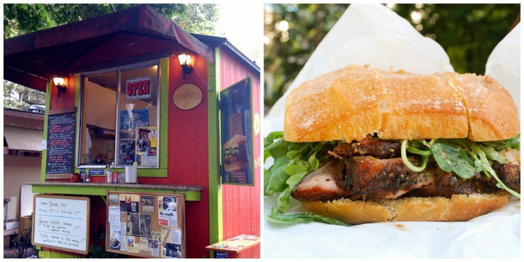 Tabor Food Cart Portland