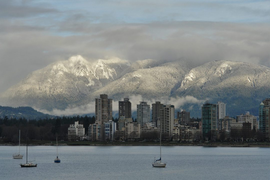 Vancouver - photo by Deb Rousseau