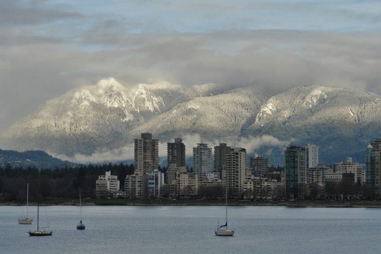 Vancouver - photo by Deb Rousseau