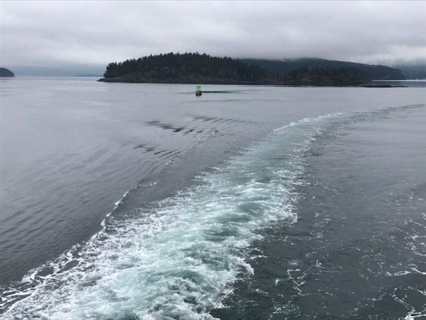 Washington Ferry Stern