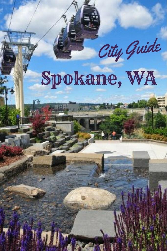 City Guide Spokane