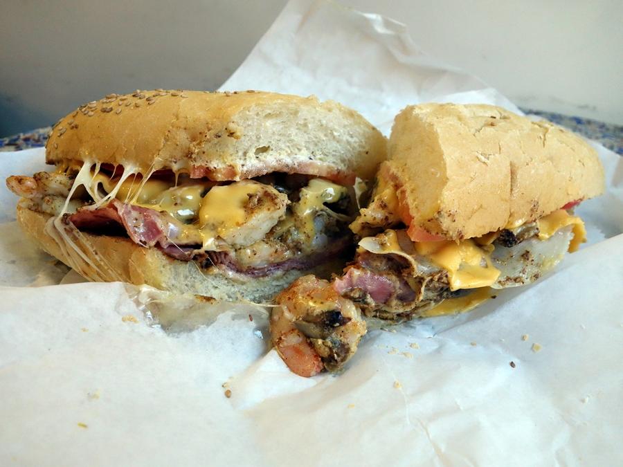 All That Jazz Sandwich