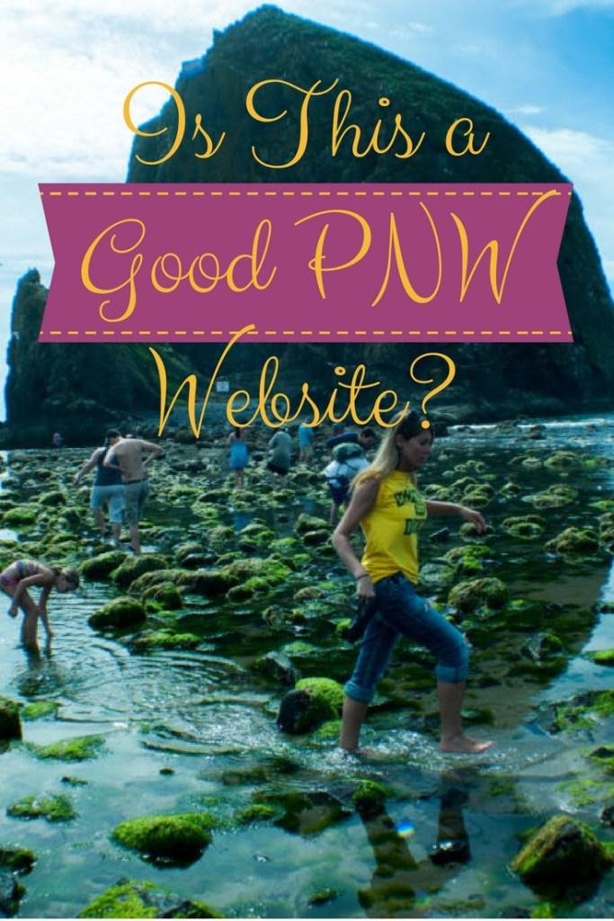 A Good PNW Site