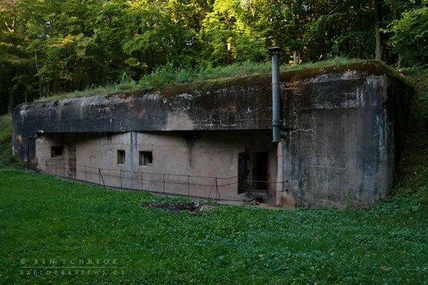 Bunker der Magiont Linie