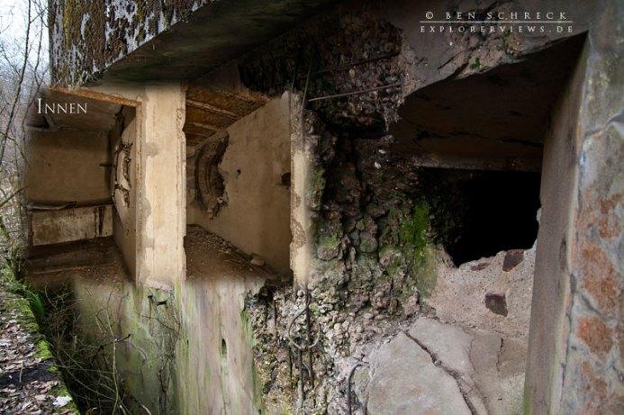Maginot Line Abri Caverne