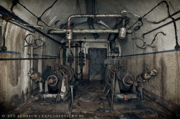 Maginot Line Machine Room