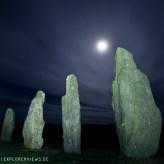 Megalith Kultur in Saint Just